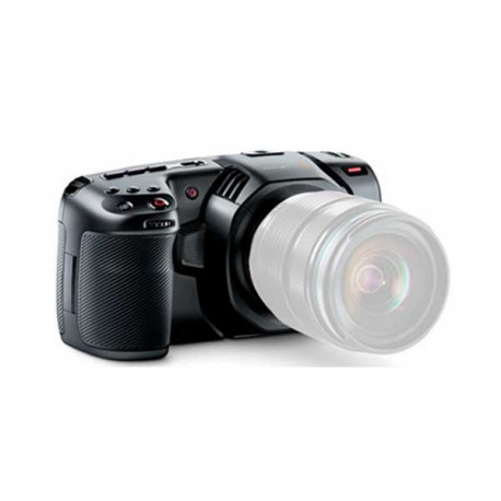 BlackMagic Pocket Cinema 4K + Zoom Leica 12-60 2.8/4