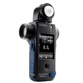 Alquilar Fotómetro Sekonic L-858D