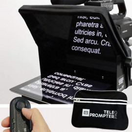 "Teleprompter Tablet 10"""