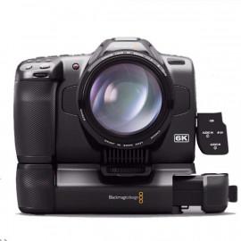 Blackmagic Pocket Cinema Camera 6K PRO con GRIP