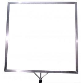 Bastidor Aluminio 1 x 1 metro
