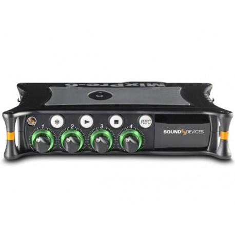 Grabador audio Sound Devices MixPre-6