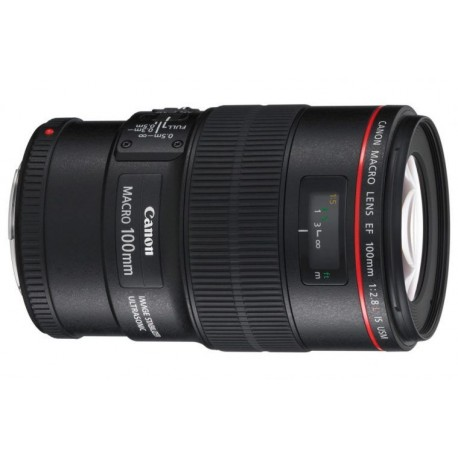 Alquilar Canon 100mm MACRO L 2.8