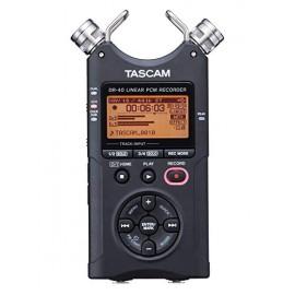 Grabador de audio Tascam DR-40