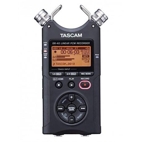 Grabador Tascam DR40