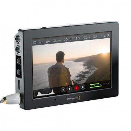 Monitor BlackMagic 4K Video Assist