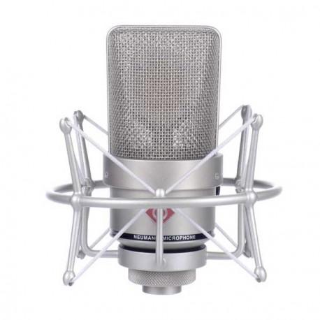 Alquiler micrófono Neumann locución