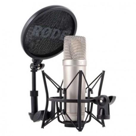 Alquilar Micrófono Rode NT1a
