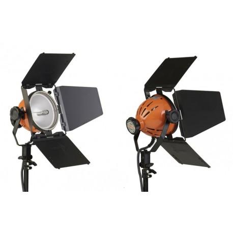Kit 2 Cuarzos de 1KW Cosmolight
