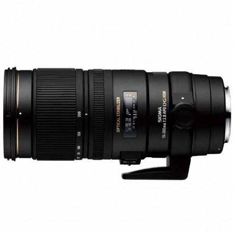 Sigma 70-200mm/2.8 alquiler madrid
