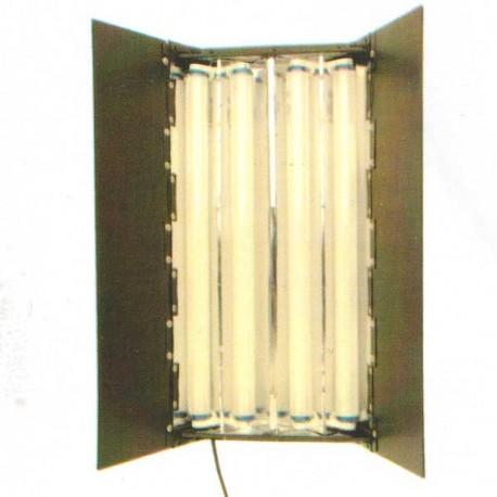 Pantalla KINO de 4 tubos de 60cm