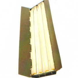 Pantalla Fluorescente de 4T 120cm VELROD