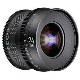 Objetivo XEEN CF 24mm T1.5 EF