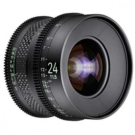 Objetivo XEEN CF 24mm T1.5