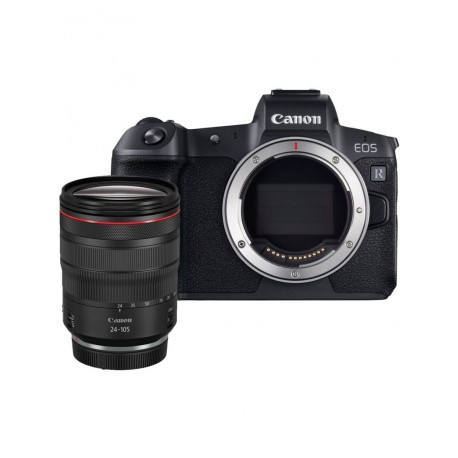 Canon EOS R + Zoom 24-105mm
