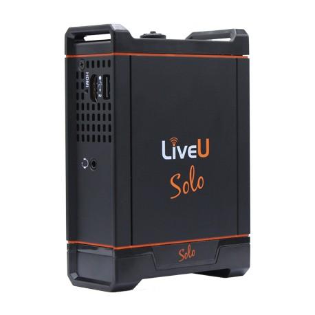 Mochila 4G LiveU Solo HDMI
