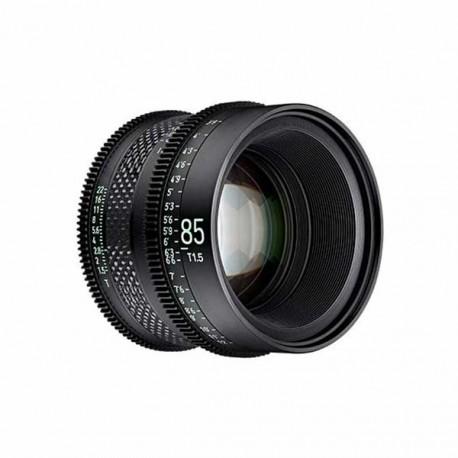 Objetivo XEEN CF 85mm T 1.5
