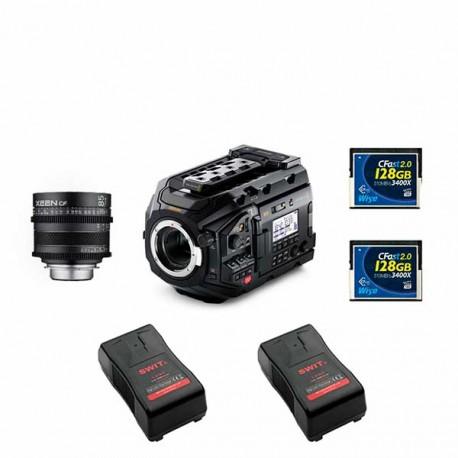 KIT PLUS Ursa Mini 4.6K Pro G2 EF