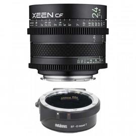 Alquilar Objetivo XEEN CF 24mm Sony